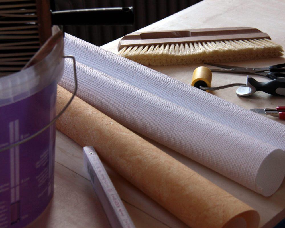 Tapezieren - RenoPartner - Handwerker für Renovierungs- und Malerarbeiten in Berlin und Umgebung